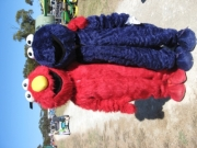 028 Elmo a Cookie Monster