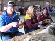 031 Basket weaving